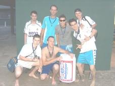 1 Lugar Futebol de Areia - EP