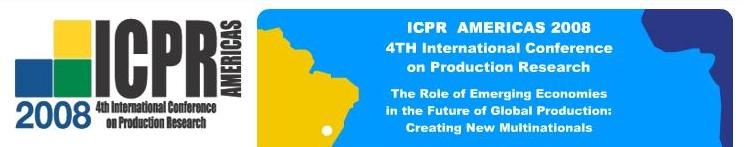 Congresso Internacional ICPR-Americas 2008