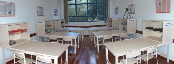 Laboratório - Sala D205