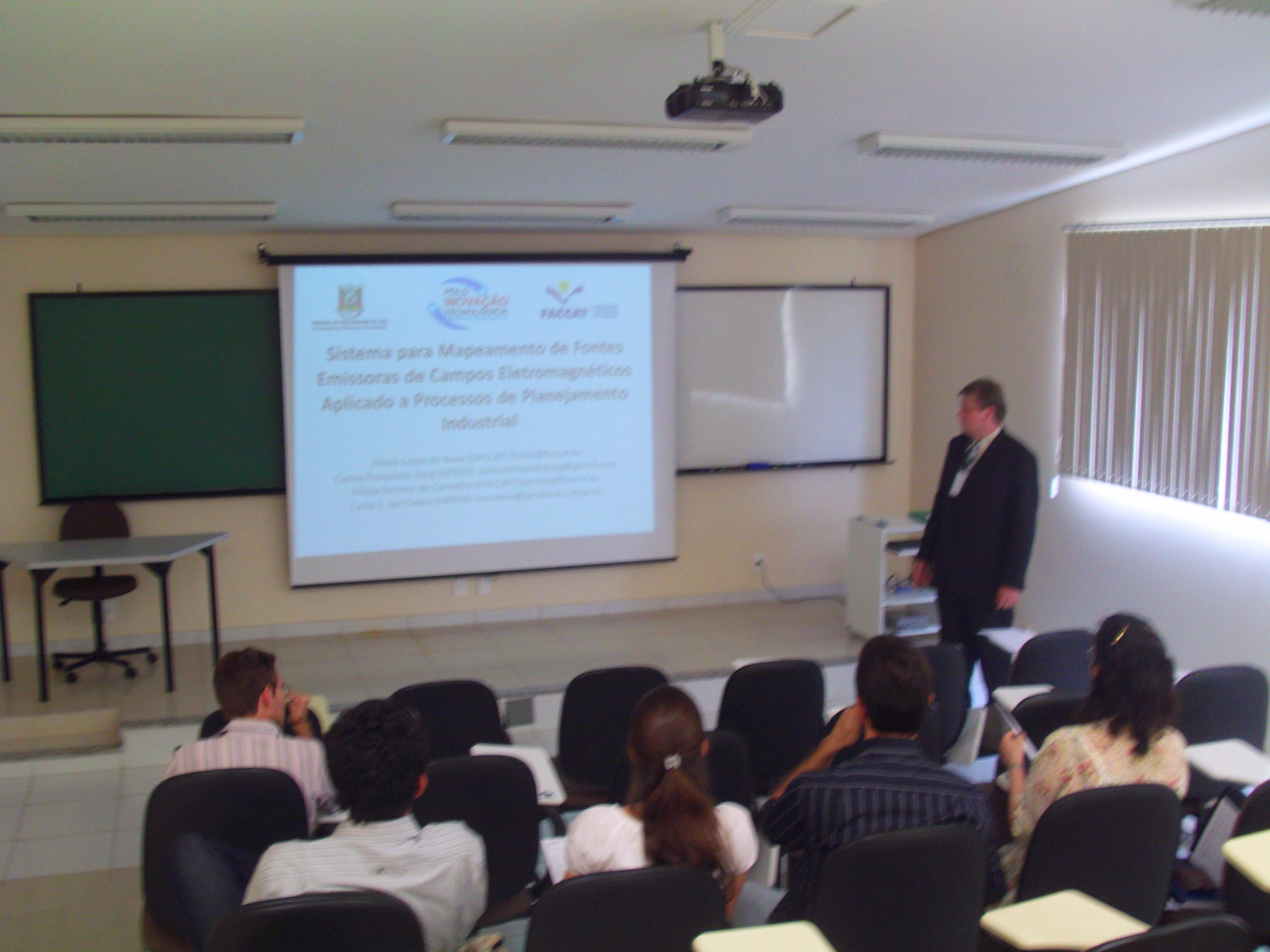 Apresentação SIMPEP 2009