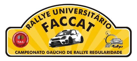 Rallye Universitário FACCAT