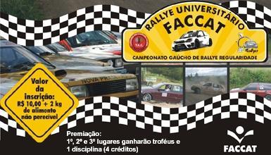 III Rallye